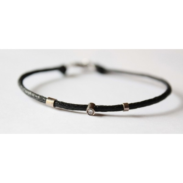 Bracelet Cordon Homme Luxe  Bangle and Bracelets